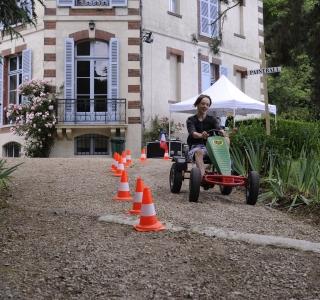 Journée des collaborateurs, bouygues rénovation privée. Parc du Chateau de Geneste, Chateaufort (78)